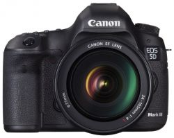 Зеркальный фотоаппарат Canon EOS 5D Mark III Kit 24-105mm f/4L IS