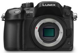 Фотокамера Panasonic Lumix DMC-GH4 Body