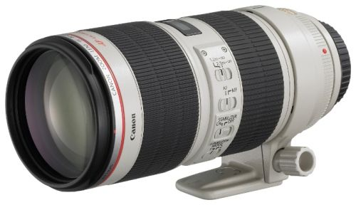 Объектив Canon EF 70-200mm F2.8 L IS II USM