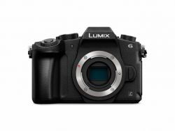 Фотокамера Panasonic Lumix DMC-G80 Body