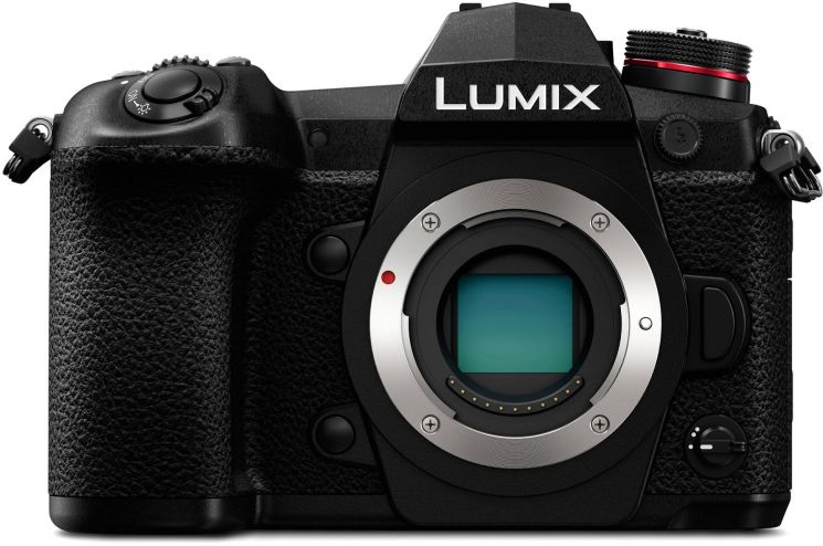 Фотокамера Panasonic Lumix DC-G9 Body