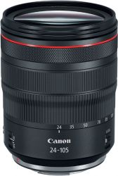 Объектив Canon RF 24-105 f/4.0 L IS USM