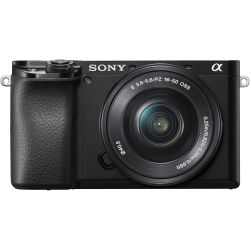 Sony Alpha ILCE-6100 Kit 16-50 Black