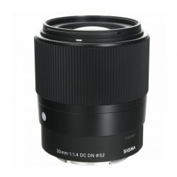 Sigma 30mm f/1.4 DC DN Contemporary Canon EF-M