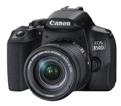 Зеркальный фотоаппарат Canon EOS 850D Kit 18-55 IS STM